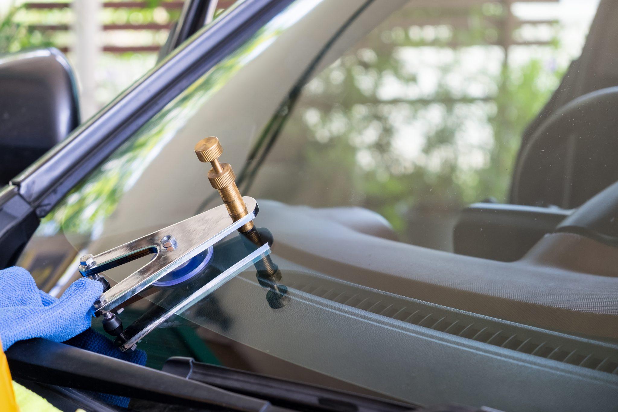 Autoglas - Austausch der Windschutzscheibe